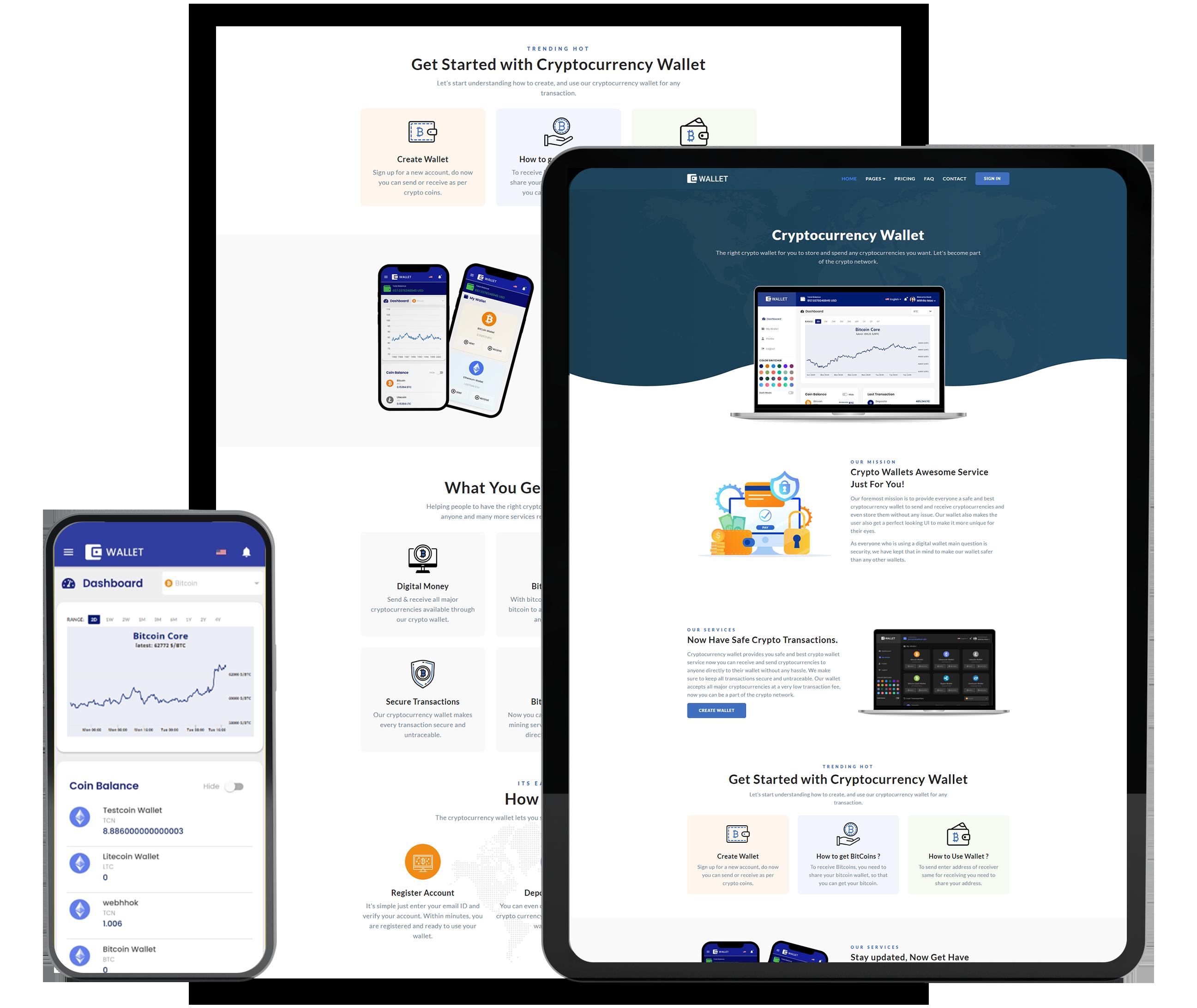 Crypto-Wallet-App-Web