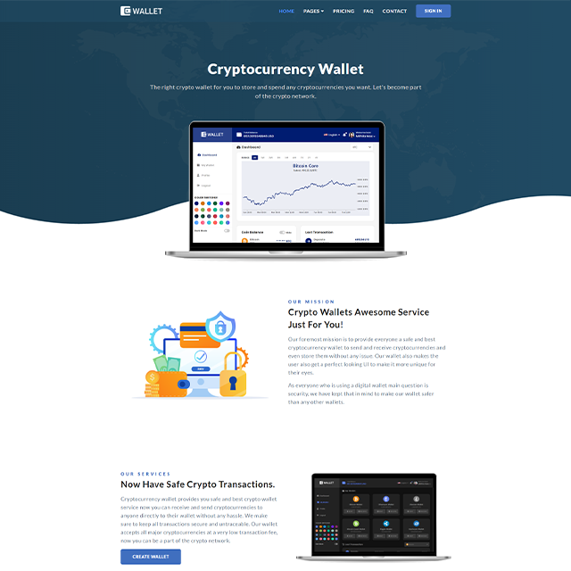 Crypto-Wallet-Homepage-Screen-design
